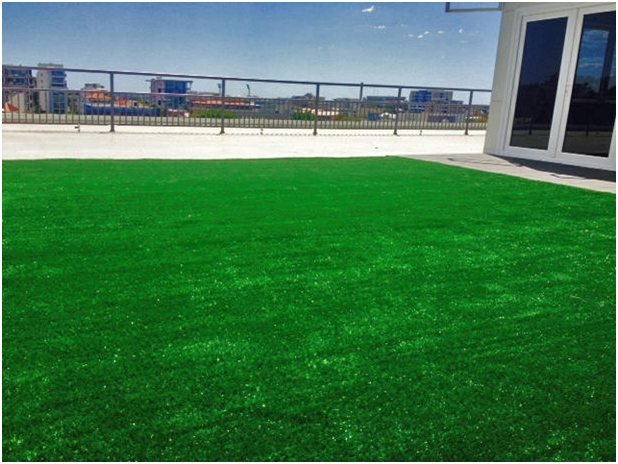 Artificial grass commercial installation Perth