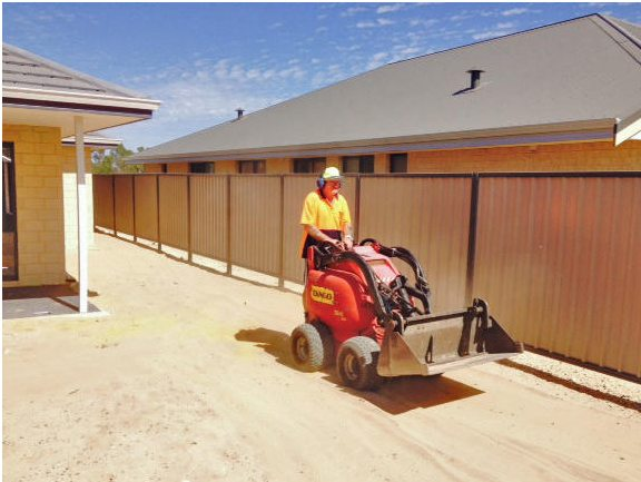 Experienced excavation hire Perth