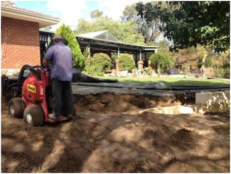 Excavation bobcat Perth