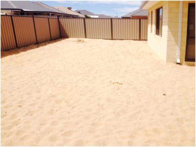 New block Perth excavation