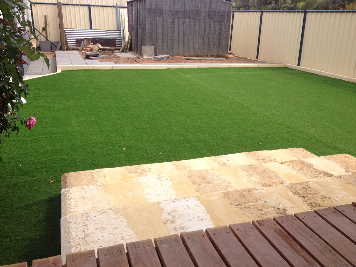 Artificial Grass perth installed artificial lawn perth