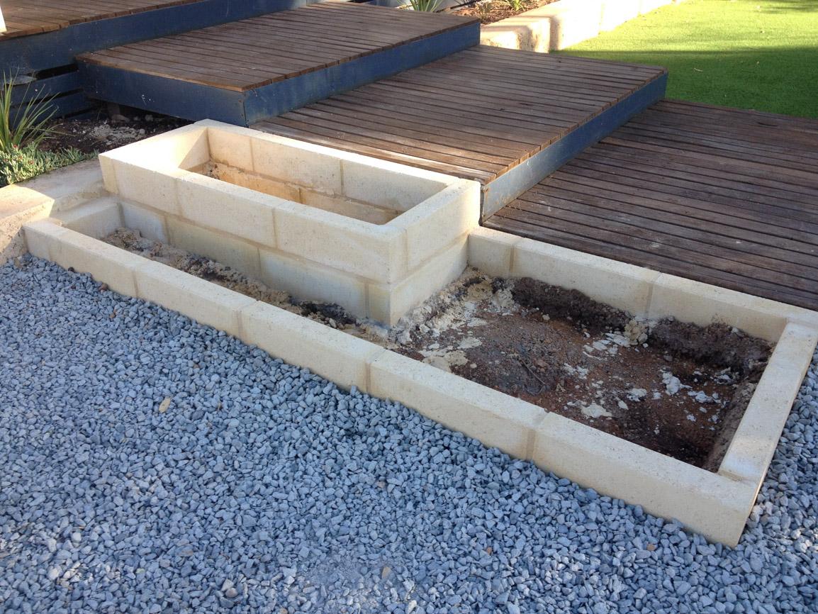 limestone block installers