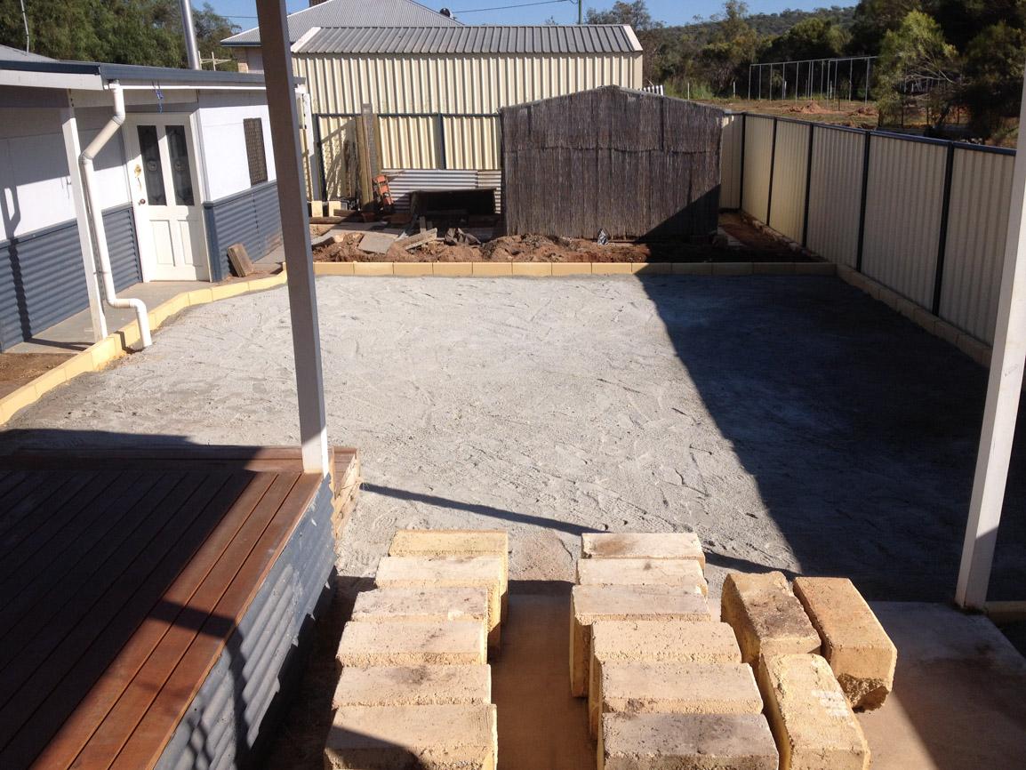 cracker dust for artificial grass installation