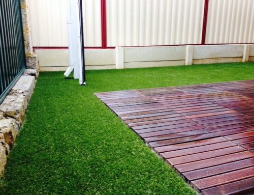 Synthetic grass for residential and commercial landscaping (Customer Feedback)