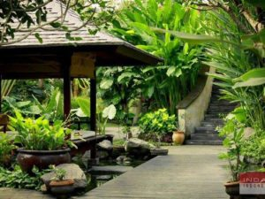Balinese landscaping styles