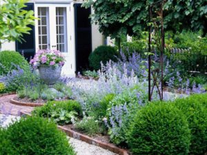 English landscaping styles