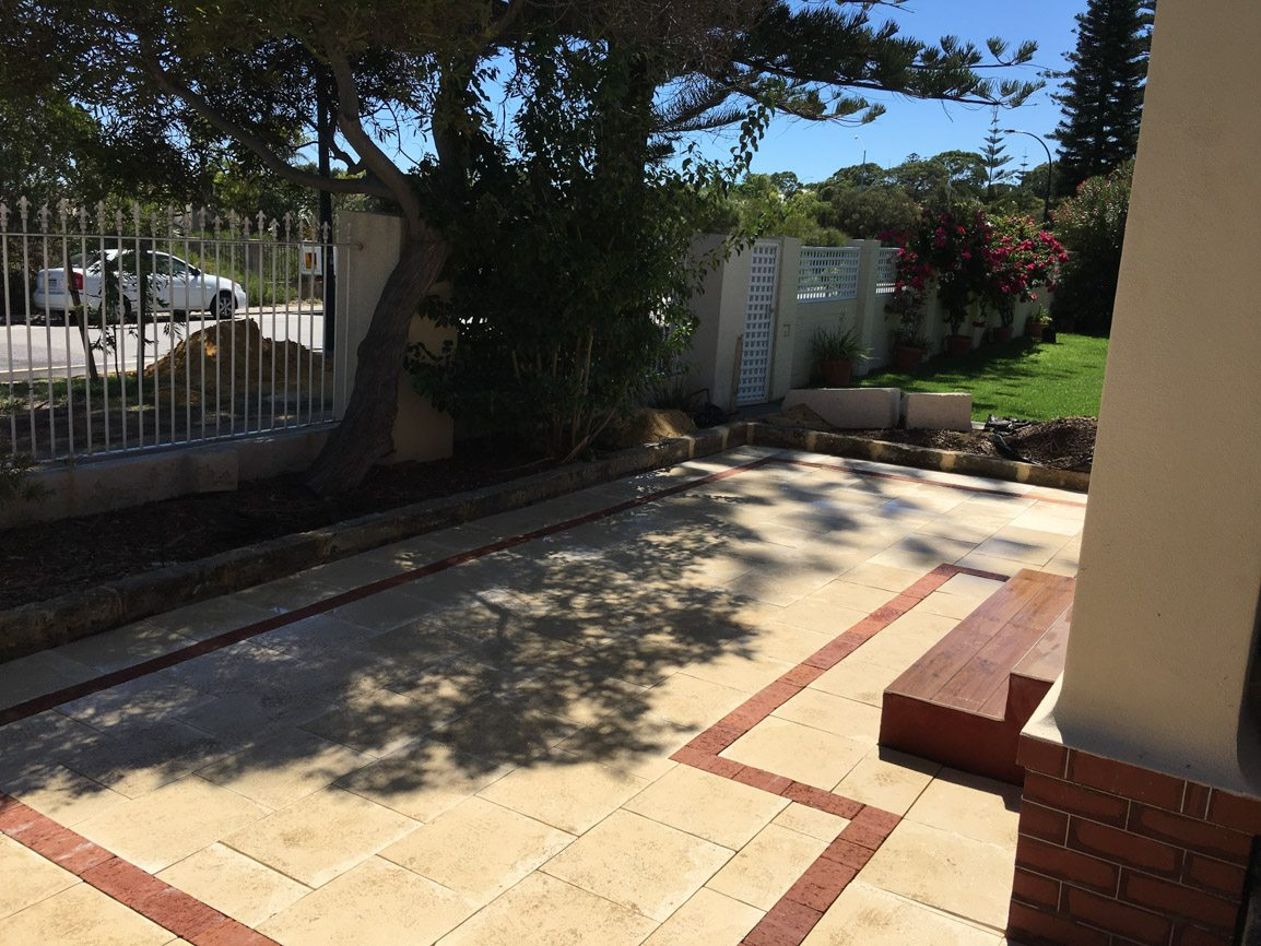 custom paving and surfaces
