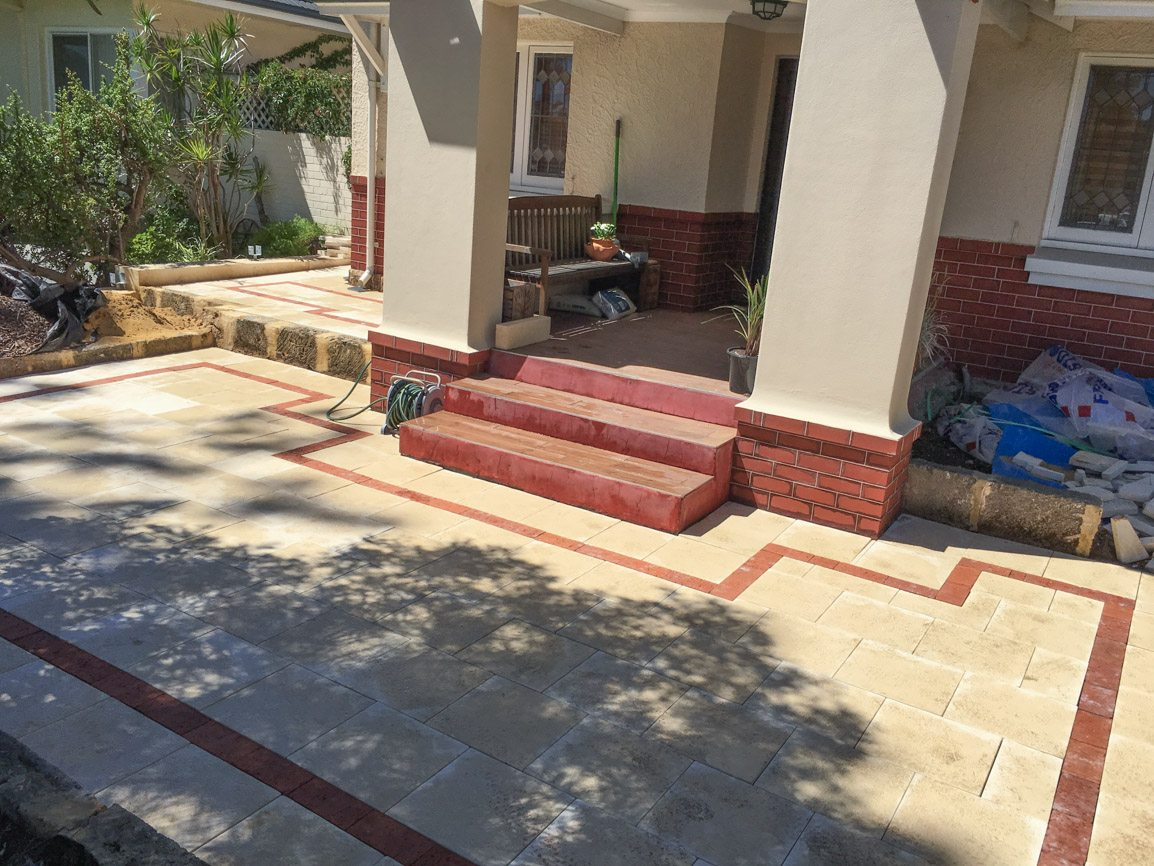 paving swanbourne perth