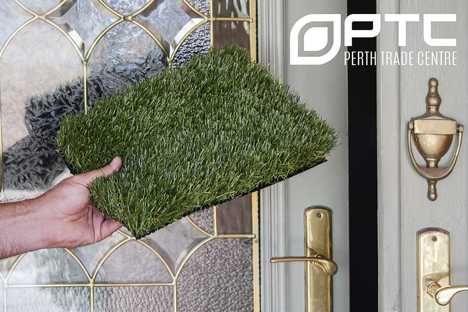 artificial grass sample delivered Perth