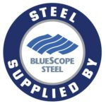 Bluescope steel Colorbond fencing
