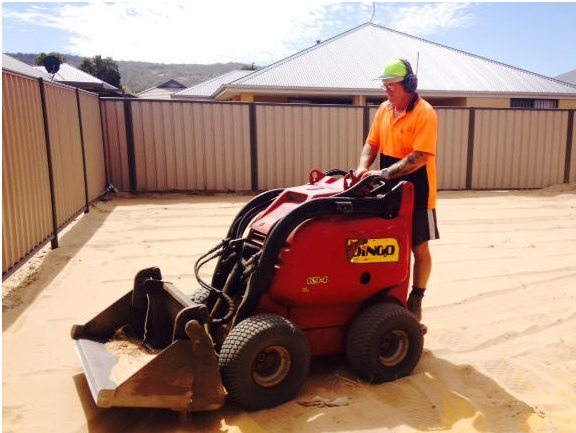 Excavation services Perth
