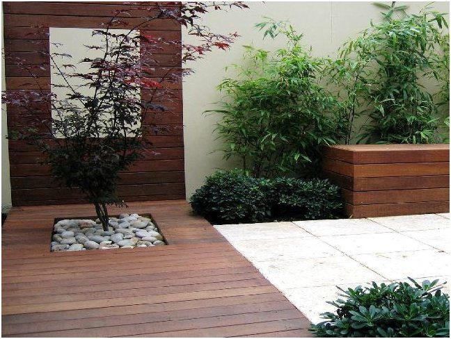 japanese inspired landscape design