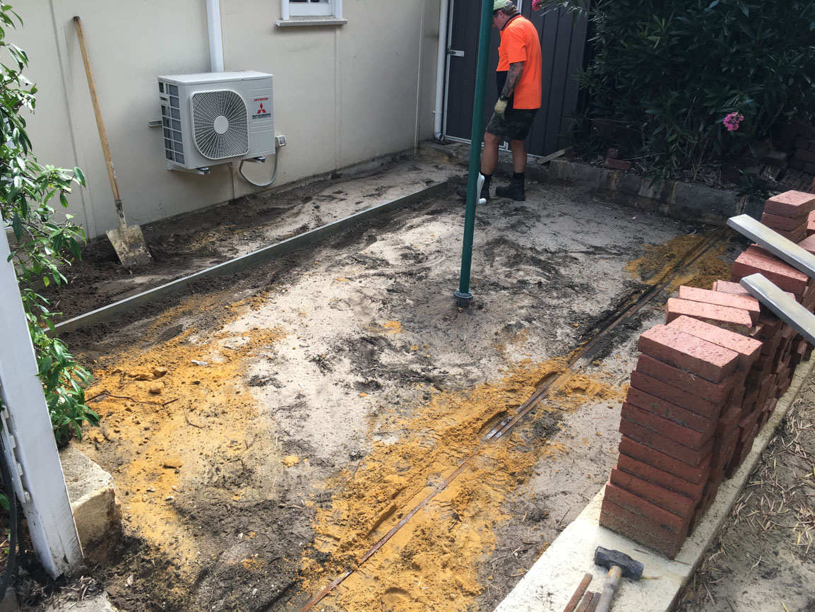 paving custom swanbourne