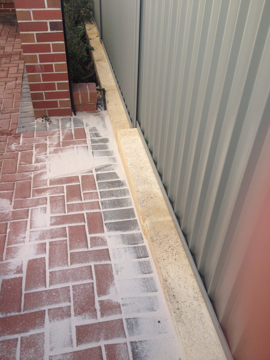 brick paving contractors and installers Perth